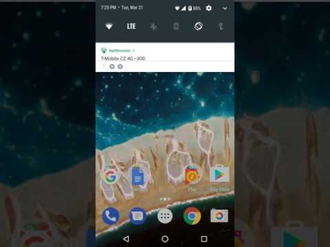 Android O - notification animation