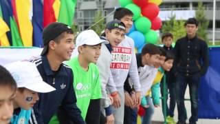 Олимпийский день в Астане