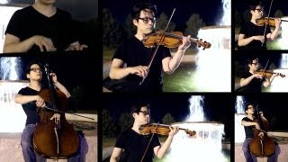 Lana Del Rey - Young and Beautiful violin, cello, piano cover