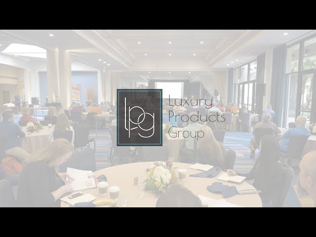 Luxury Products Group - Conference Highlight Video
