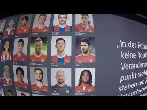 Michael Roszko - Bayern Munich Trip
