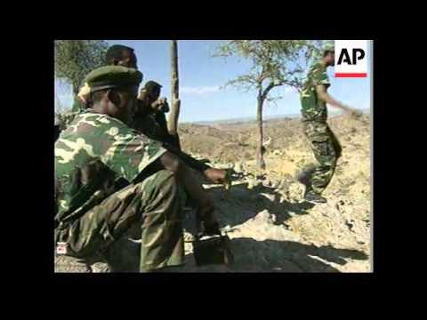 ERITREA: BORDER WAR WITH ETHIOPIA LATEST (V)