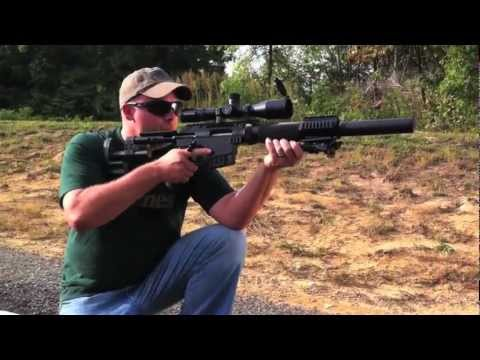 At the Range: McMillan CS5 Sniper Rifle