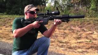 At the Range: McMillan CS5 Sniper Rifle