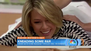 The Today Show's Last Minute Mother's Day Gifts | Zeel Massage