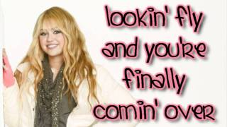 This Boy That Girl by Hannah Montana Feat. Iyaz (W/ lyrics)