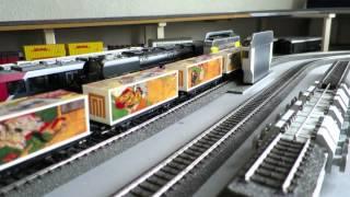 The tale of Genji train