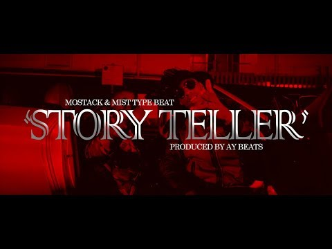 ||FREE|| Mostack & Mist Type Beat | 'STORYTELLER' | Afro Beat | Produced By Ay Beats
