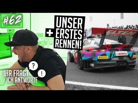JP Performance – Ihr fragt / Ich antworte | #62 + Unser erstes Rennen!