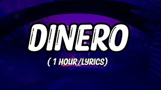 Trinidad Cardona - Dinero (1 HOUR/LYRICS)