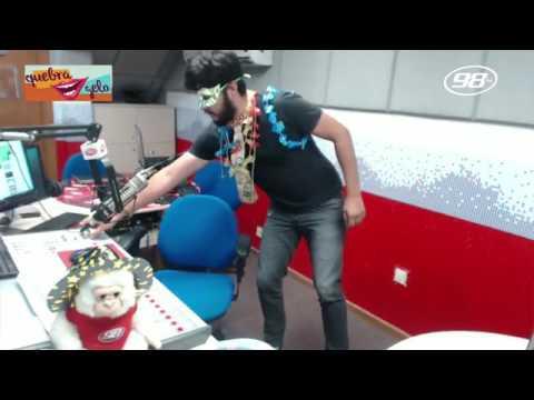 Live do Quebra gelo 98fm 24/02/17