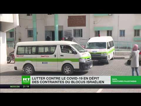 Coronavirus : Gaza Livrée à Elle-même