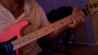 Guitar cover.