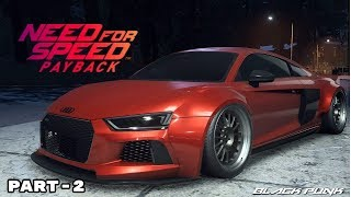 need for speed payback 2018 runner part 2 😂😂😂😂