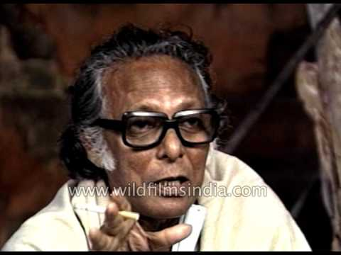 Indian filmmaker Mrinal Sen on the intrinsic strength of his films