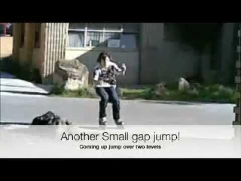 D.J Gandy Roller Blading: TRiCKS 3