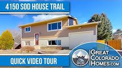 Colorado Springs Real Estate Agent   Listing Video