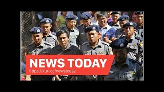 News Today - Police had searched the secret probe actions of the Reuters correspondent an hour afte