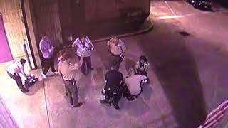 Now-former Eugene police officer beating handcuffed DUII suspect (full)