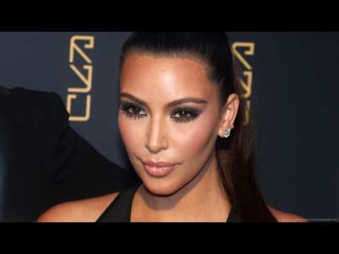 Kim Kardashian /