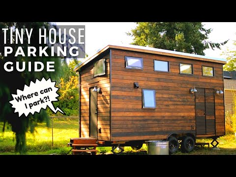 How to Find Tiny House Parking: Available Options & Tips