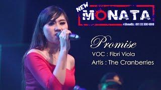 PROMISE COVER NEW MONATA - FIBRI VIOLA - FUJI