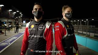 Nissan's new research program for Formula E performance