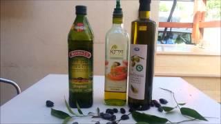 Как выбрать Оливковое масло Extra-virgin olive oil(Extra-virgin olive oil производится только из натурального масла, имеет кислотность не более 0,8 %, вкус определяется..., 2014-12-10T06:00:01.000Z)