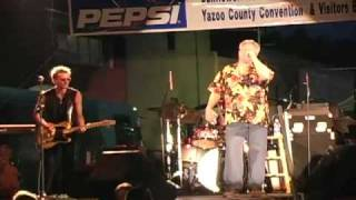 T Graham Brown - Jerry Clower Fest - Yazoo City Ms 2005