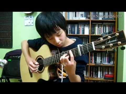 (Queen) Love_of_My_Life - Sungha Jung