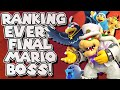 EVERY Final Mario Boss Ranked! Top 33