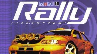 [PS1] Mobil 1 Rally Championship / Rally Championship 2000 (1999) Gameplay (ePSXe Emulator)