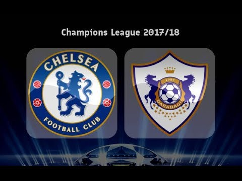 Download Chelsea vs Qarabag 4-0  Highlights & Goals 22-11-2017 HD