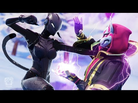 lynx-vs.-drift:-the-forces-of-evil!-(a-fortnite-short-film)