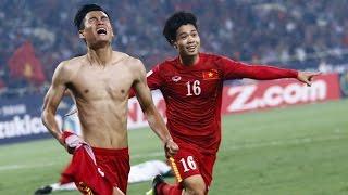 Việt Nam 2-2 Indonesia (Bán  kết lượt về AFF Cup 2016, 7/12 tại Mỹ Đình)