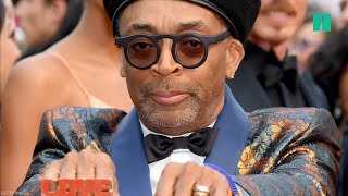 Spike Lee Blasts Trump At 'BlacKkKlansman' Premiere At Cannes