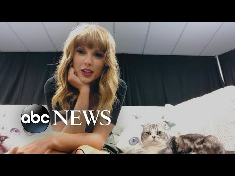 The Mayor Pete Kennedy - Taylor Swift with a major announcement.