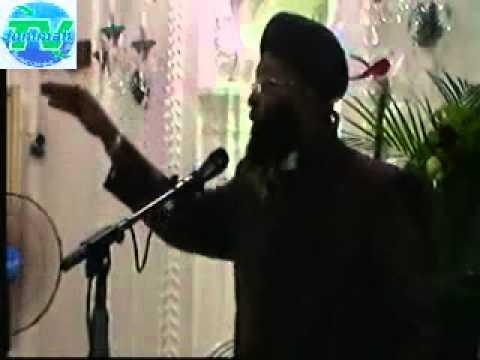 Qari Faqi Ali Noorani Jummah 14.02.14 @ Jummah Masjid