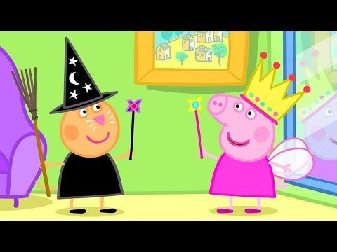 Peppa Pig en Español | ¡Feliz Halloween! | Episodios completos | Pepa la cerdita