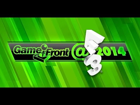 E3 2014 GameFront Sony Press Conference 2014 PT2 With Commentary
