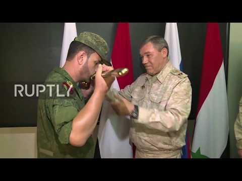 Syria: Syrian Brigadier