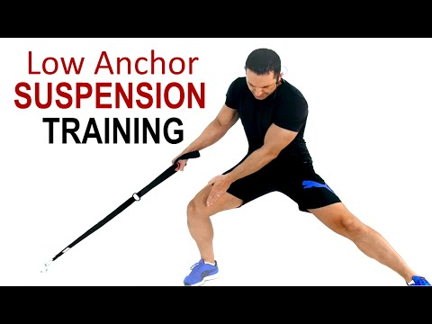 LA Suspension Training 3: Low Anchor Mode by Coach Ali