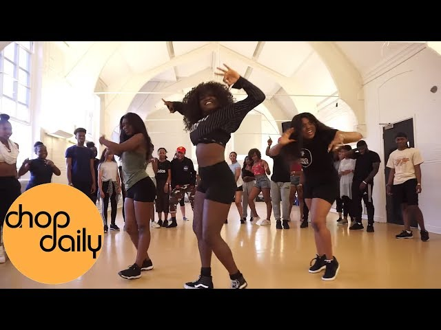 One Acen ft Hardy Caprio - EIO (Dance Class Video)