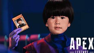 【APEX】ボドカさんとおじじ【トナカイト】