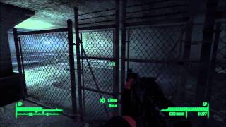 Fallout 3 HD Playthrough Part 39 - Spinning light room