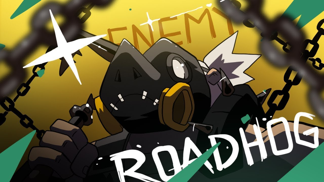 Download ENEMY ROADHOG (OVERWATCH ANIMATION)
