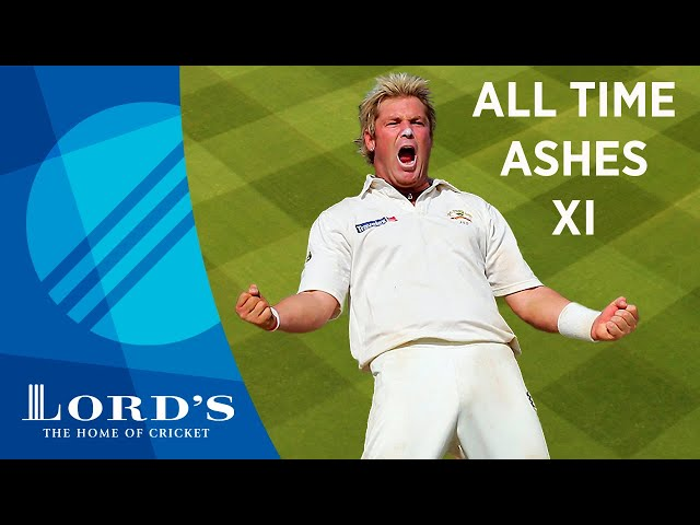 Flintoff, Ponting & Waugh - Shane Warne's All Time Ashes XI
