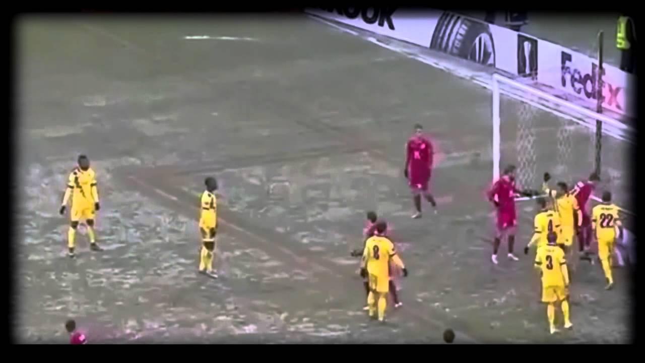 Рубин сьон обзор матча видео