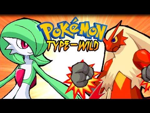 Pokemon Type Wild Fan Game Showcase