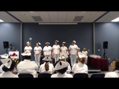 WCC Practical Nursing Pinning 2017